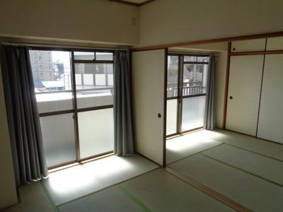 【和室】ファミリオン田辺