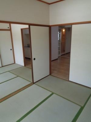 【内装】ファミリオン田辺