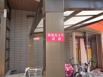 【セキュリティ】ファミリオン田辺