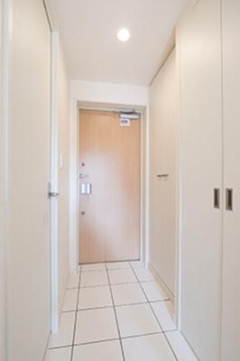 【玄関】パークホームズ六本木乃木坂アーバン レジデンス