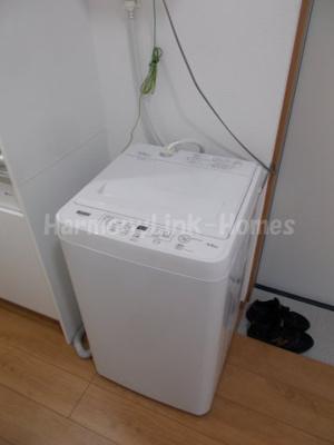ソフィアスイングの洗濯機(家具家電付き)