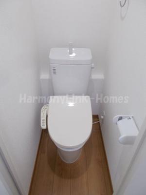 ソフィアスイングのトイレ