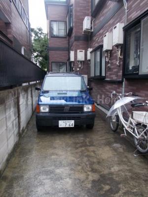 ライフピアセジュールの駐輪スペース☆