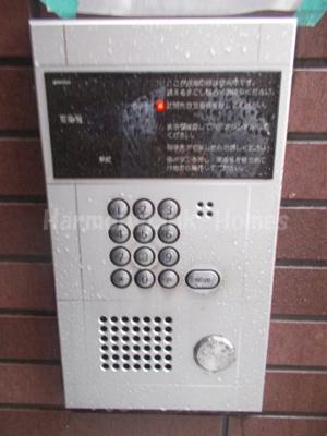 ライフピアセジュールのオートロック完備☆