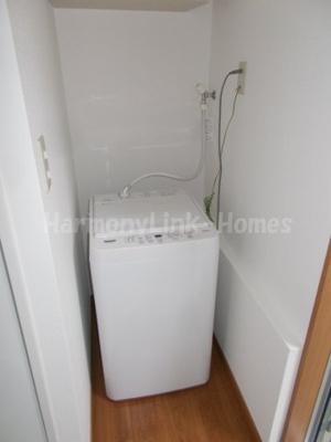 ソフィアリズムの洗濯機(家具家電付き)