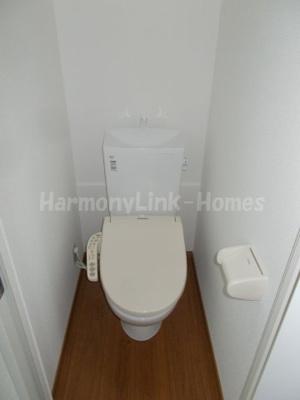 ソフィアリズムのトイレ