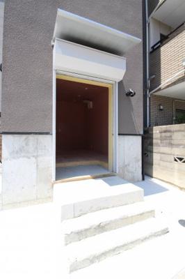【玄関】原邸店舗