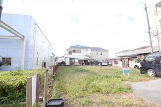 千葉市花見川区朝日ヶ丘 土地 新検見川駅 70坪越えの広々とした土地になります。