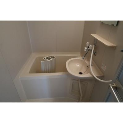 【浴室】フレグランス郵とぴあ A B棟