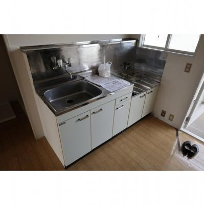 【キッチン】フレグランス郵とぴあ A B棟