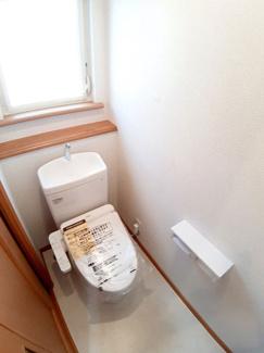 2Fトイレです!