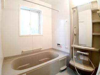 浴室乾燥機付きのため雨の日のお洗濯も可能!カビの抑制にも効果的です。