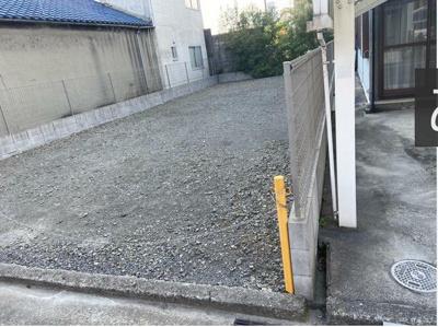 【外観】和歌山市新留丁 売土地