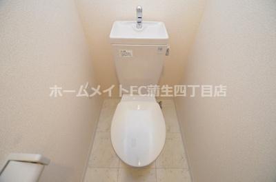 【トイレ】プラムヴェルデ