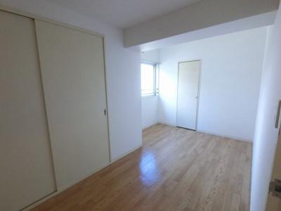 6.2帖の主寝室です。