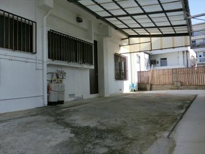 【駐車場】(管理)木脇氏戸建駐車場