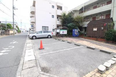 【駐車場】メゾンタイショウ1
