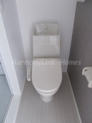 CECIL北赤羽のシンプルで使いやすいトイレです☆