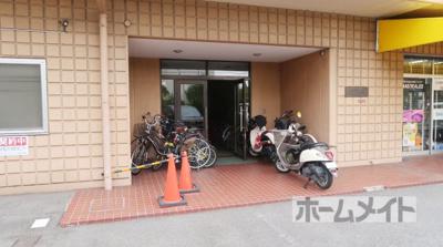 【エントランス】メイゾン南高槻