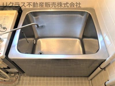 使いやすいお風呂です
