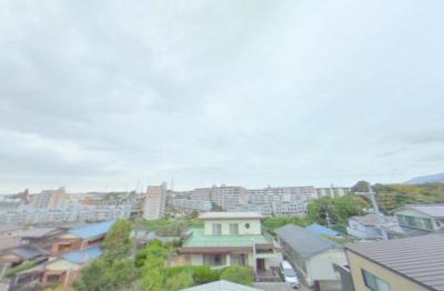 【展望】カレッジハイツ