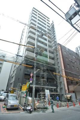 【外観】エスリード心斎橋LUXUE