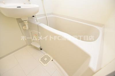 【浴室】山本ハイツ森ノ宮