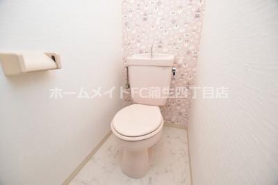 【トイレ】山本ハイツ森ノ宮