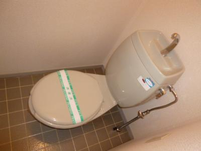 【トイレ】ビッグウェイ中庄C