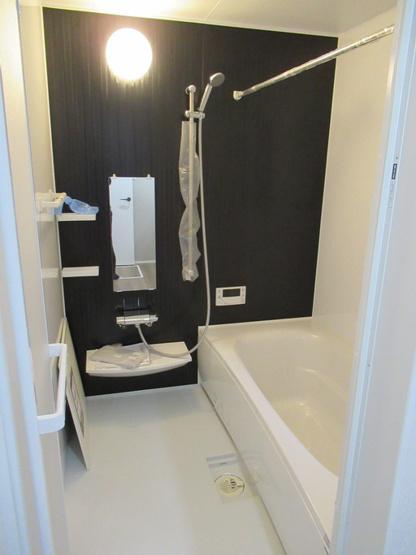 【浴室】堺市西区平岡町 新築一戸建