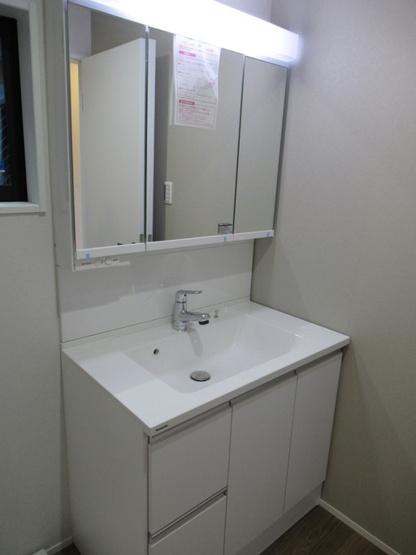 【独立洗面台】堺市西区平岡町 新築一戸建