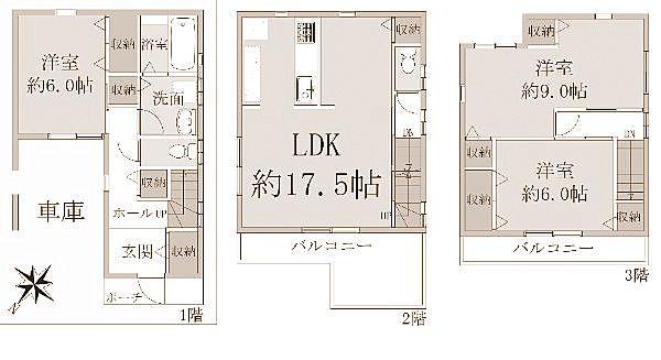堺市西区平岡町 新築住宅です 今のお家賃よりお安くなるかも!? お気軽にご相談下さいね