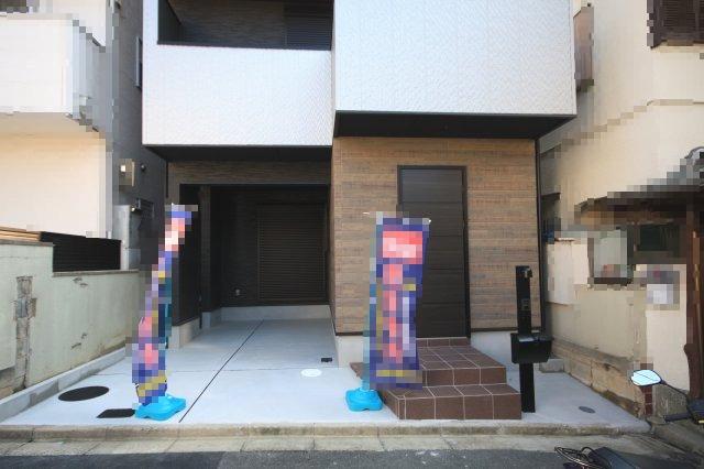 【外観】堺市西区平岡町 新築一戸建