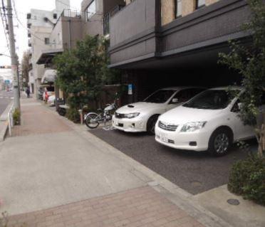 【駐車場】ジョイシティ住吉