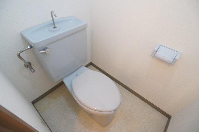 【トイレ】パストラル三田