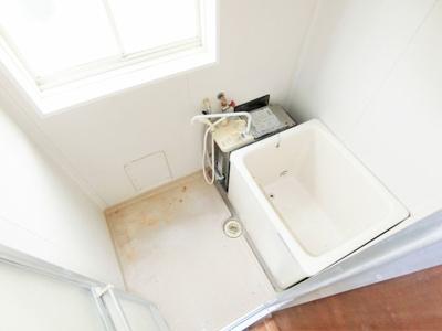 【浴室】スターハイツ岬