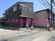 【仲介手数料0円】平塚市横内 新築一戸建て B棟 全2区画の画像