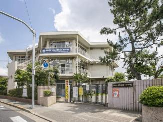 西東京市立保谷第一小学校(約444m)