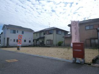 【外観】守山市千代町 新築戸建