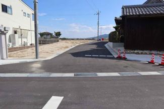 【外観】近江八幡市加茂町 2号地 売土地