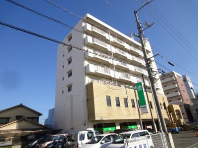 【外観】ハイツ松山ビル