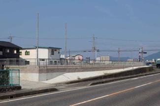 【外観】近江八幡市加茂町 5号地 売土地