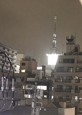 【展望】トーア錦糸町マンション