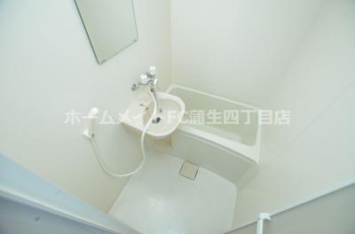 【浴室】エルパラッツォ京橋