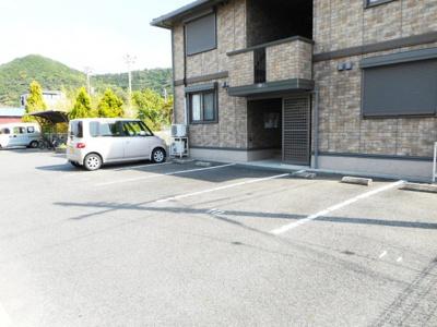 【駐車場】ウィルモア・ファームA