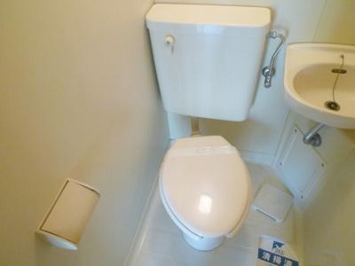【トイレ】スカイコート浅草第3