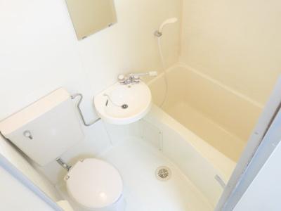 【浴室】ホワイトプラザ