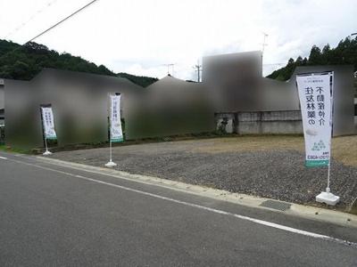【外観】岩倉幡枝町 売土地A区画 建築条件無し