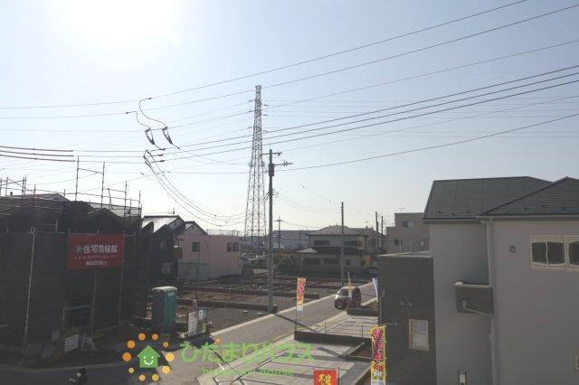 【展望】杉戸町清地6丁目 第2 新築一戸建て 02 リーブルガーデン
