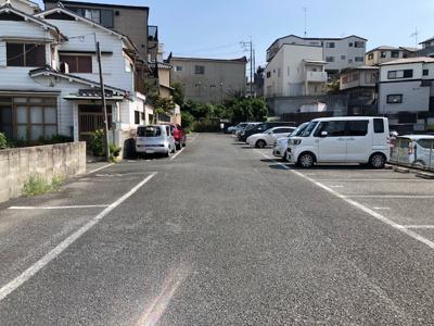 【外観】南山駐車場